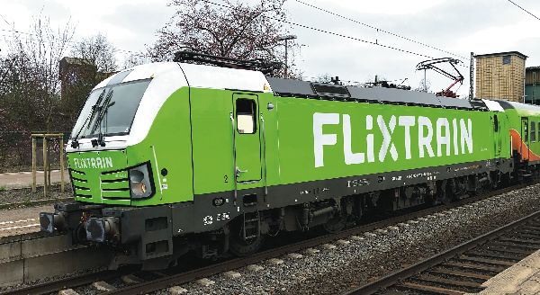 Roco 73312 Electric Locomotive 193 813-3 Flixtrain