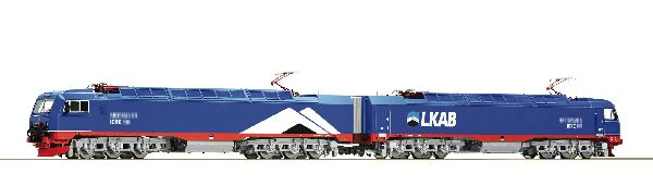 Roco 73459 Electric Double Locomotive IORE LKAB