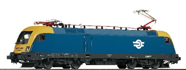 Roco 73522 Electric Locomotive Class 470 MAV