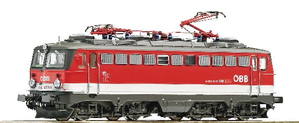 Roco 73614 Electric Locomotive Class 1142 OBB