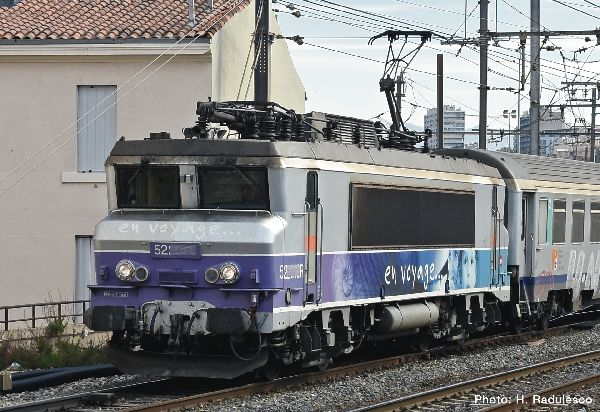 Roco 73880 Electric Locomotive BB 522307 SNCF