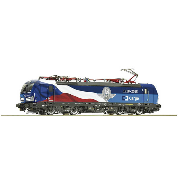 Roco 73946 Electric Locomotive 383 009-8 CD Cargo