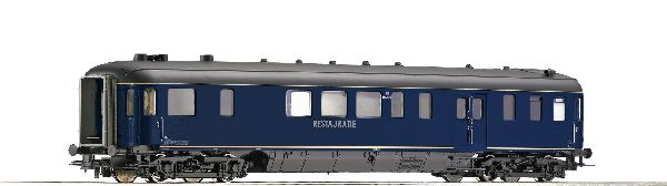 Roco 74431 Dining-Baggage Coach Plan D2 NS
