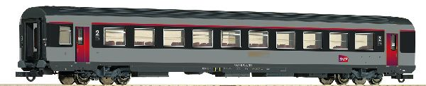Roco 74543 2nd Class Open Seating Coach Corail SNCF