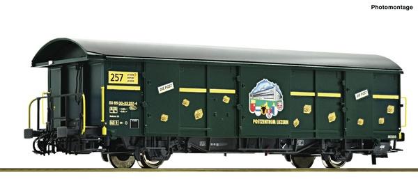 Roco 76208 Mail wagon