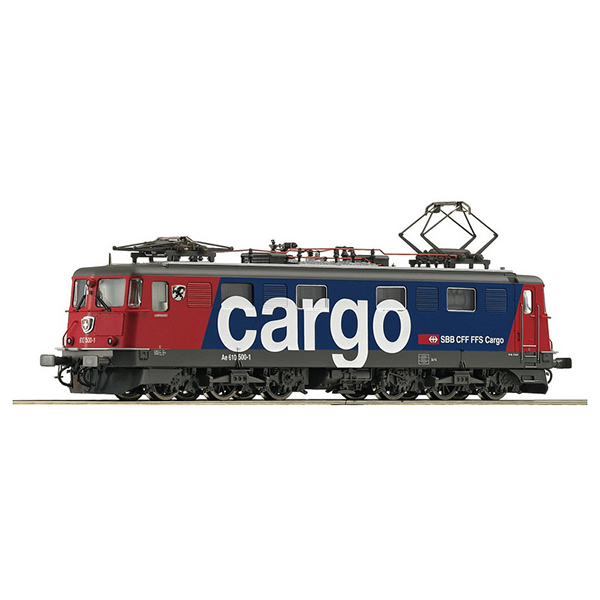 Roco 52662 Electric locomotive Ae 610 500-1 SBB Cargo