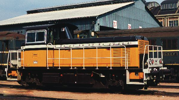 Roco 72009 Diesel locomotive series Y 8000 SNCF