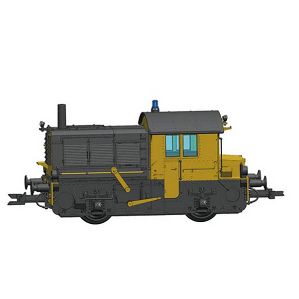 Roco 72012 Diesel locomotive Sik NS