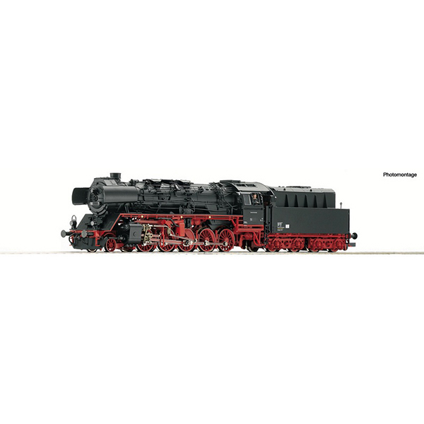Roco 72245 Steam locomotive class 50-50 DR