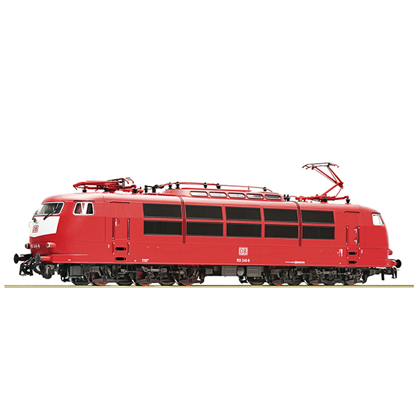 Roco 72287 Electric locomotive 103 240 with cam DB AG