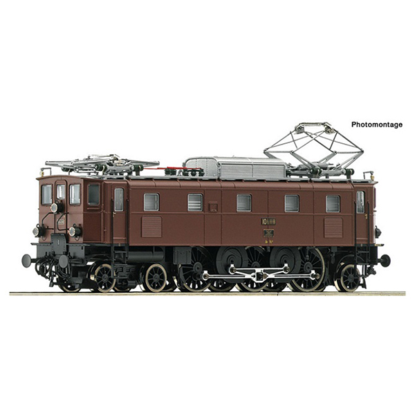 Roco 72293 Electric locomotive Ae 3-6 SBB