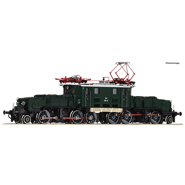 Roco 72654 Electric Locomotive class 1189 OBB