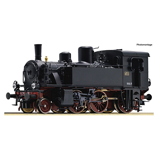Roco 73017 Steam locomotive 875 045 FS