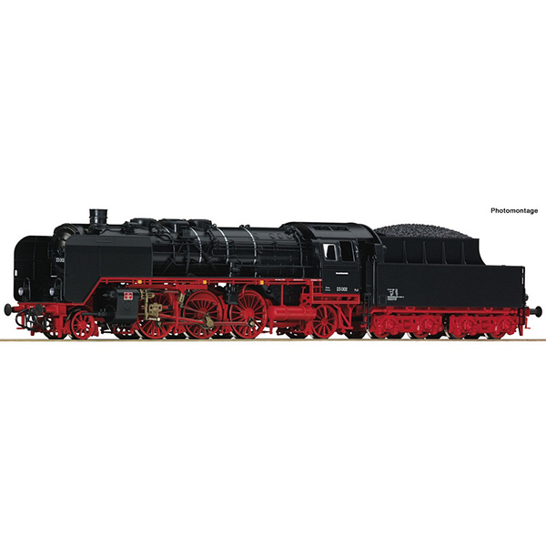 Roco 79019 Steam locomotive 23 002 DB