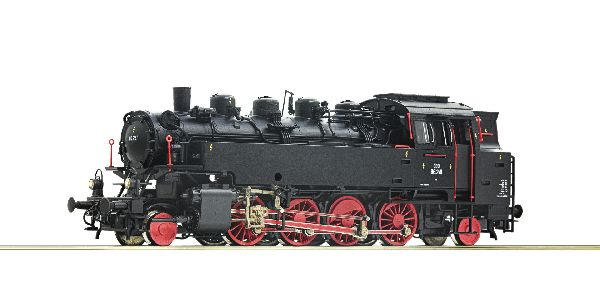Roco 73025 Steam locomotive 86-785 OBB