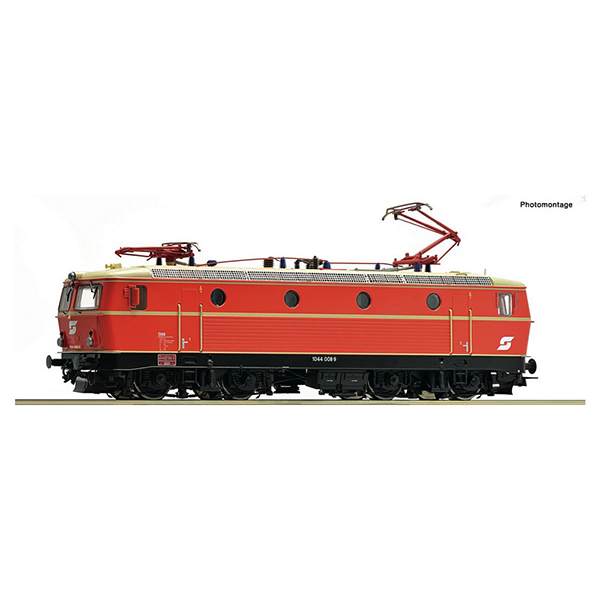 Roco 73071 Electric locomotive 1044 008-9 OBB