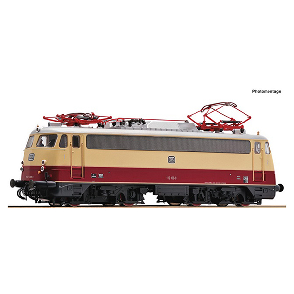 Roco 73077 Electric locomotive 112 309-0 DB