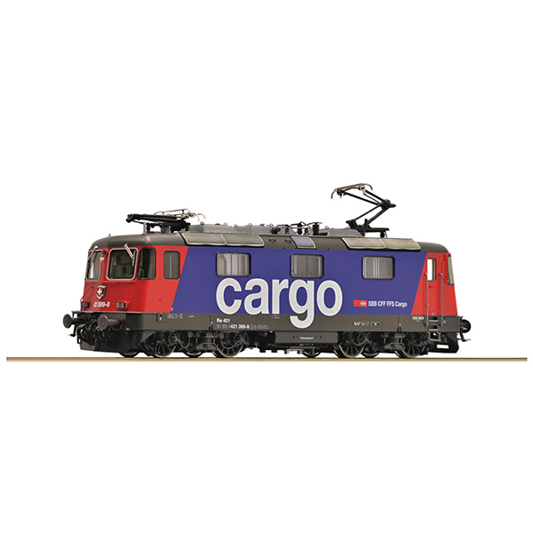 Roco 73257 Electric locomotive 421 389-8 SBB Cargo