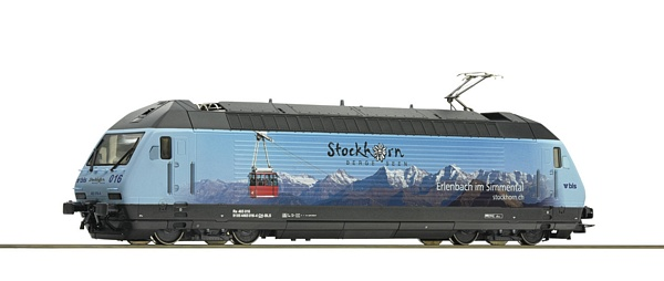 Roco 73268 Electric locomotive Re 465 016 Stockhorn BLS