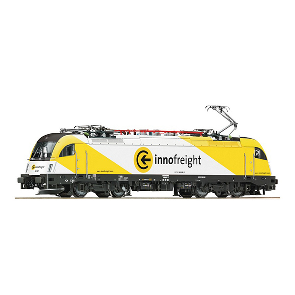 Roco 73487 Electric locomotive 541 002-6 Innofreight SZ