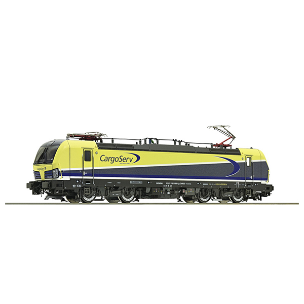 Roco 73924 Electric locomotive 1193 890 Cargoserv