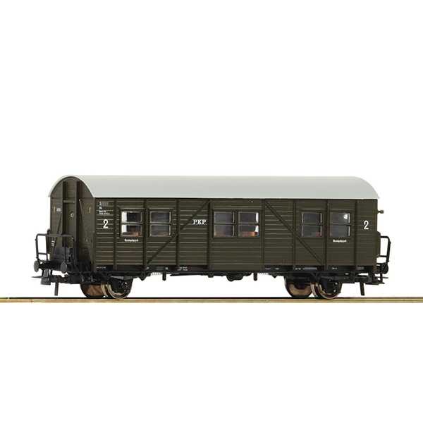 Roco 74417 Auxiliary passenger coach PKP