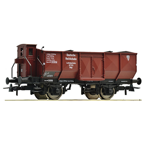 Roco 76300 Open goods wagon DRG