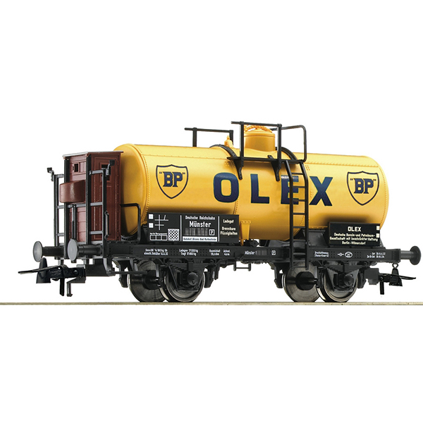 Roco 76301 Tank car BP DRG