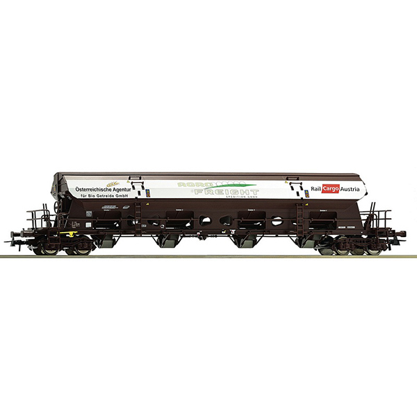 Roco 76413 Swing roof wagon OBB