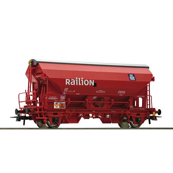 Roco 76579 Swing roof wagon DB AG