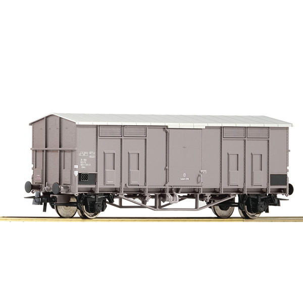 Roco 76600 Pitched roof wagon FS