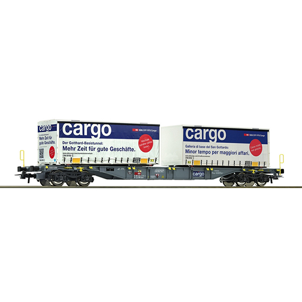 Roco 76622 Standard pocket wagon SBB