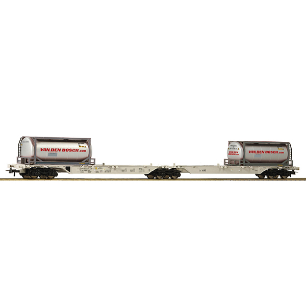Roco 76632 Double carrier wagon unit AAE
