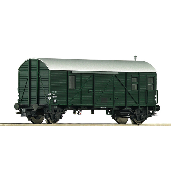 Roco 76681 Guards wagon OBB
