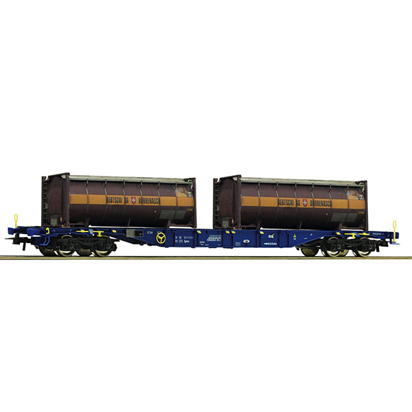 Roco 76737 Container carrier wagon CEMAT