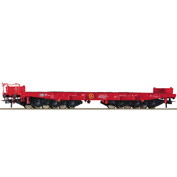 Roco 76825 Heavy duty flat wagon DB AG