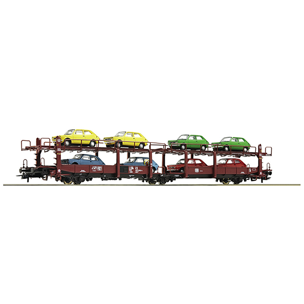 Roco 76834 Stand-in deck coach carrier DB