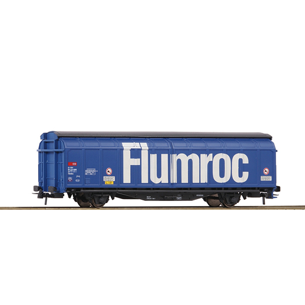 Roco 76874 Sliding wall wagon SBB