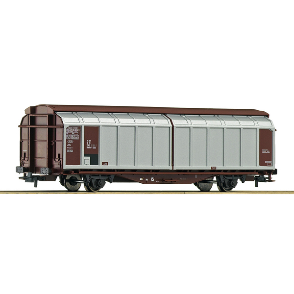 Roco 76878 Sliding wall wagon DR