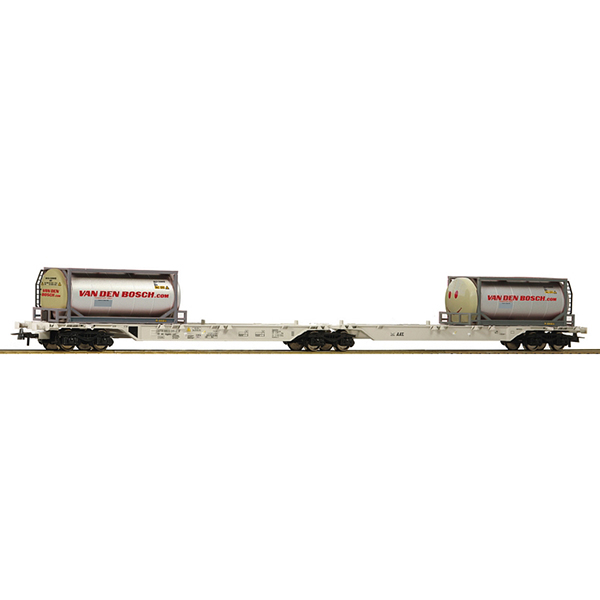 Roco 76928 Double carrier wagon unit AAE