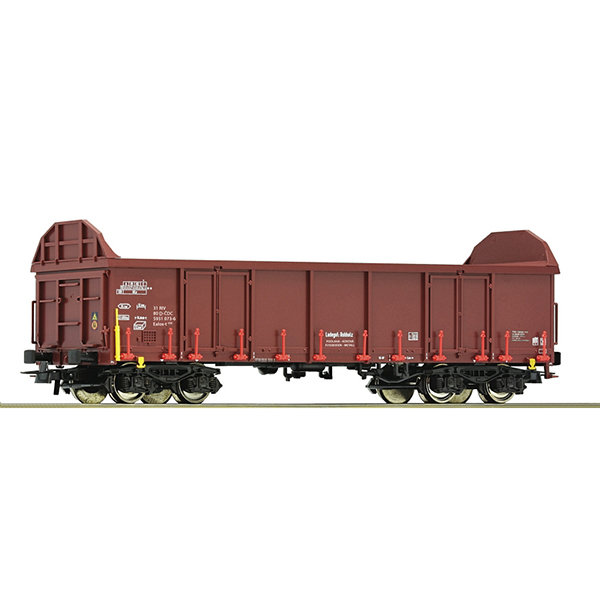 Roco 76942 Open goods wagon CD