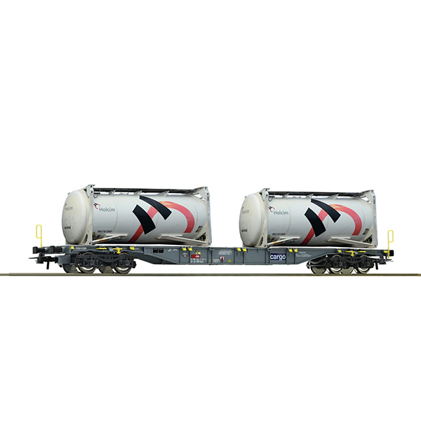 Roco 76943 Container carrier wagon SBB