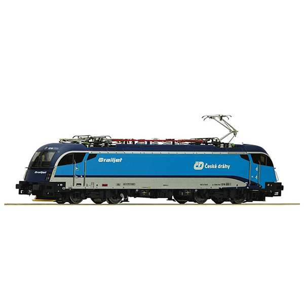 Roco 79219 Electric locomotive class 1216 Railjet CD