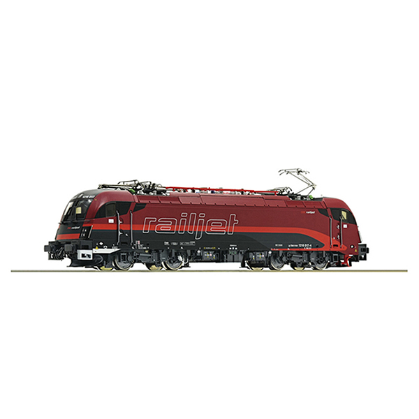 Roco 79248 Electric locomotive 1216 017-4 Railjet OBB