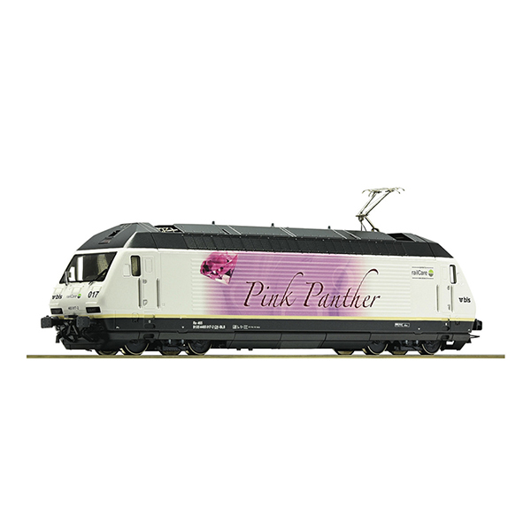 Roco 79275 Electric locomotive 465 017 Pink Panther BLS