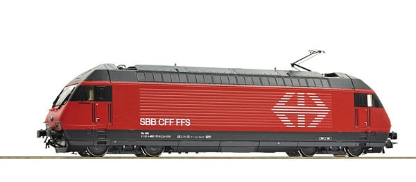 Roco 79286 Electric locomotive Re 460 SBB