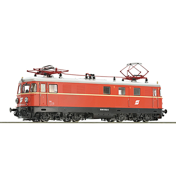 Roco 79295 Electric locomotive 1046 002 OBB