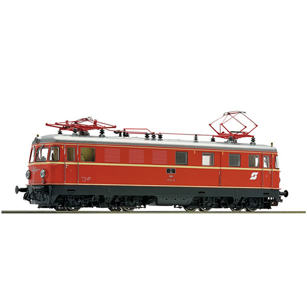 Roco 79299 Electric Locomotive 1046 18 OBB