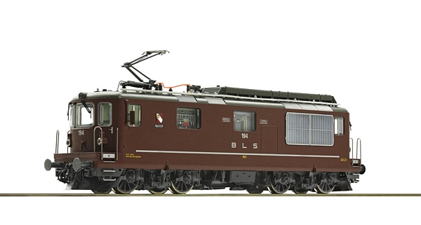Roco 79783 Electric locomotive Re 4-4 194 BLS