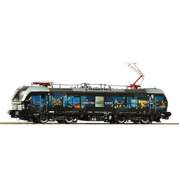 Roco 79987 Electric locomotive 193 875-2 MRCE